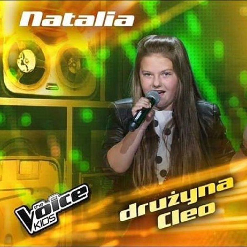 Natalia Tylek – uczestniczka programu THE VOICE OF KIDS.